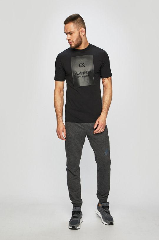 Calvin Klein Performance - Tričko černá