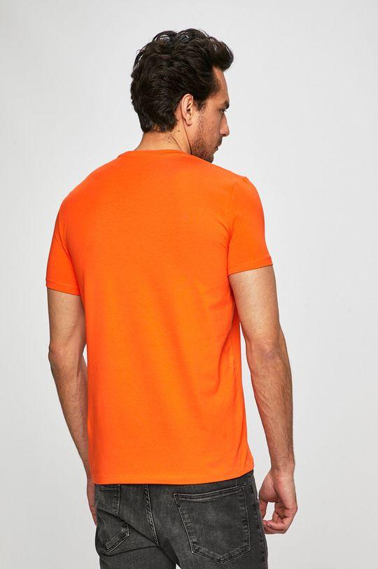Armani Exchange - Pánske tričko <p>Základná látka: 93% Bavlna, 7% Elastan</p>