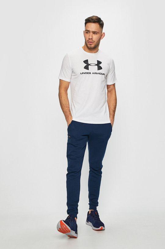 Under Armour - Pánske tričko biela