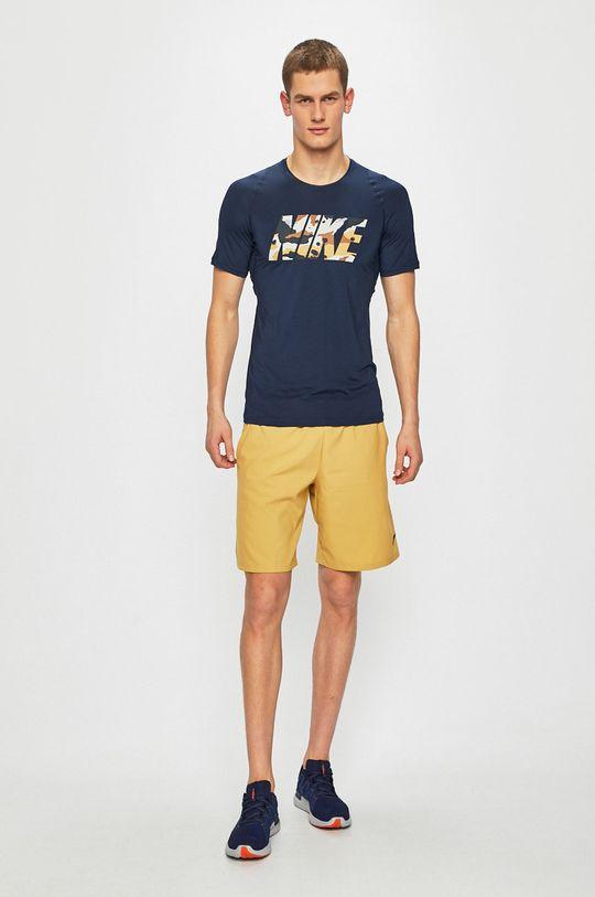Nike - Tričko námořnická modř