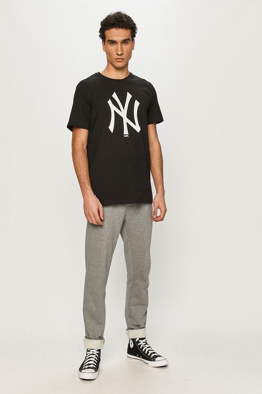 New Era - Tričko černá