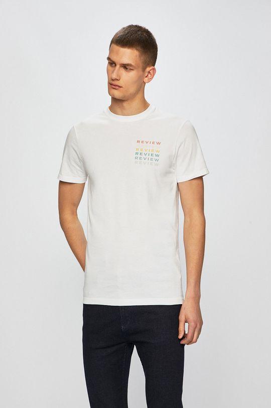 biela Review - Pánske tričko