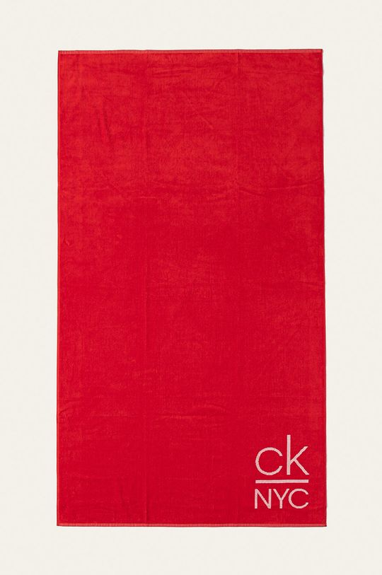 červená Calvin Klein - Ručník Dámský