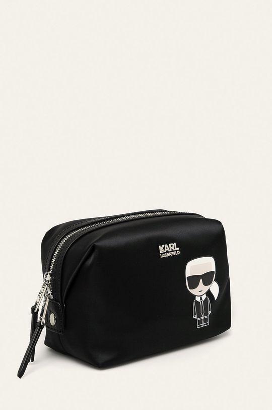 Karl Lagerfeld - Kozmetická taška  90% Polyamid, 10% Polyuretán