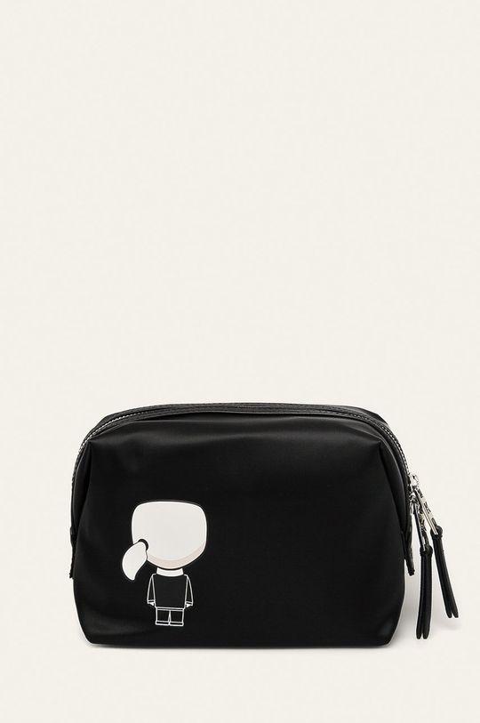 čierna Karl Lagerfeld - Kozmetická taška