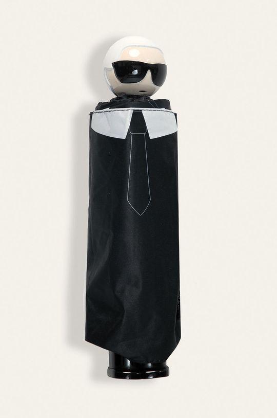 Karl Lagerfeld - Dáždnik čierna