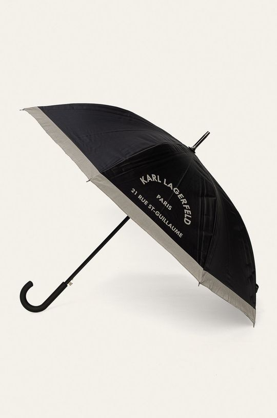 čierna Karl Lagerfeld - Dáždnik Dámsky