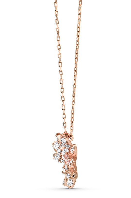 Swarovski - Naszyjnik Eternal Flower Metal, Kryształ Swarovskiego