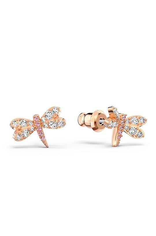 Swarovski - Náušnice a náhrdelník Set Fly  Svarovského krystal
