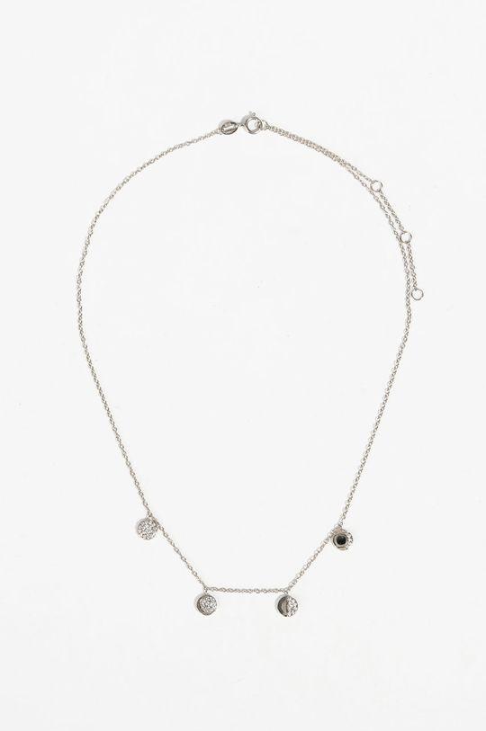 stříbrná Parfois - Náhrdelník Dámský
