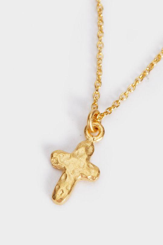 Parfois - Náhrdelník zlatá
