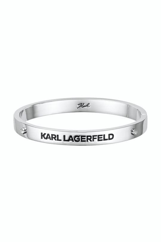 strieborná Karl Lagerfeld - Náramok Dámsky