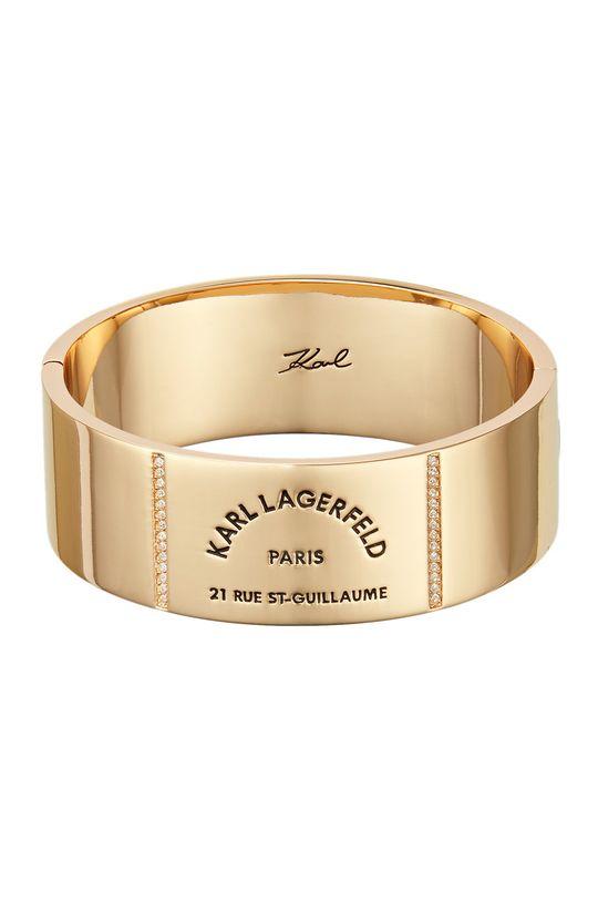 aur Karl Lagerfeld - Bratara De femei