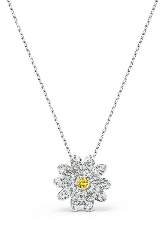 Swarovski - Náhrdelník Eternal flower  Kov, Svarovského krystal