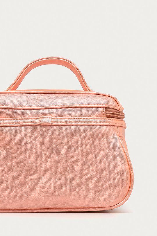 růžová Guess Jeans - Kosmetická taška