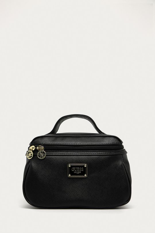 černá Guess Jeans - Kosmetická taška Dámský