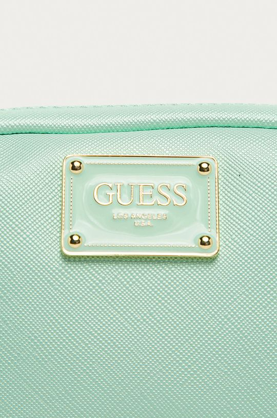 Guess Jeans - Kosmetická taška mátová
