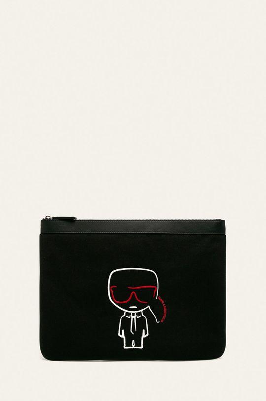 negru Karl Lagerfeld - Portfard De femei