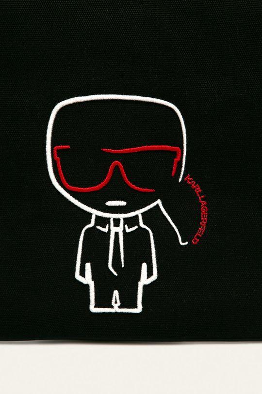 Karl Lagerfeld - Portfard negru