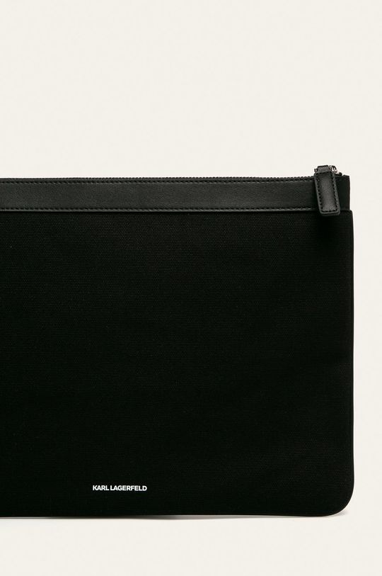 Karl Lagerfeld - Portfard  75% Bumbac, 25% Poliuretan