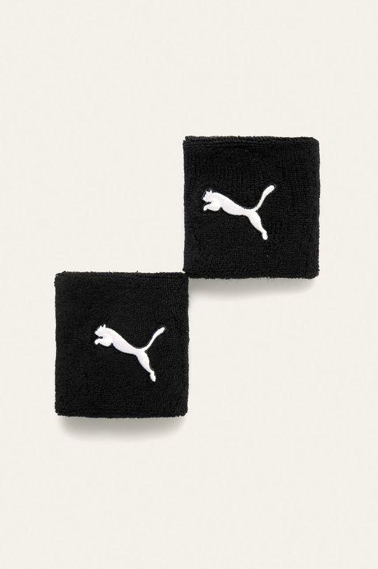 negru Puma - Bentita (2-pack) De bărbați