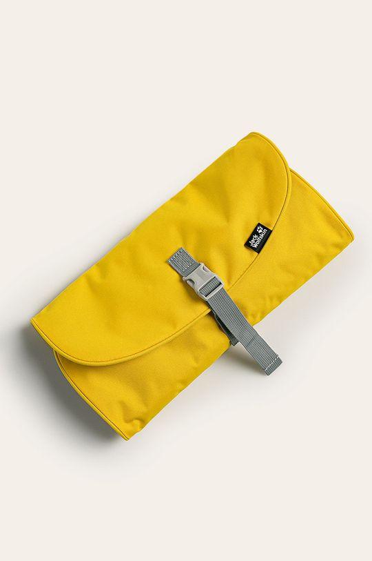 žltá Jack Wolfskin - Kozmetická taška Pánsky