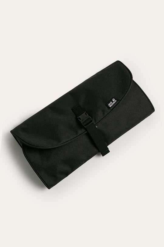černá Jack Wolfskin - Kosmetická taška Pánský
