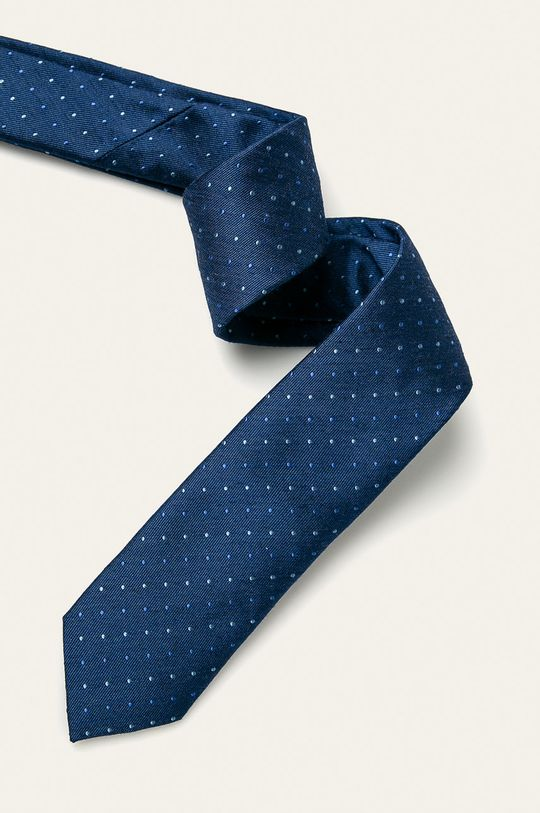 Calvin Klein - Kravata námořnická modř