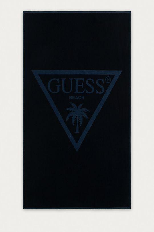 granatowy Guess Jeans - Ręcznik plażowy Męski