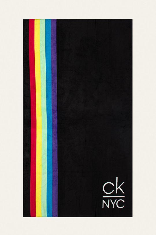 čierna Calvin Klein - Uterák Pánsky