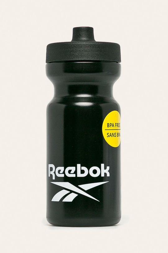 czarny Reebok - Bidon 500 ml Męski