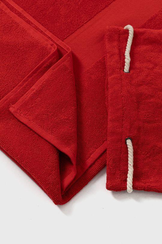 czerwony Karl Lagerfeld - Ręcznik