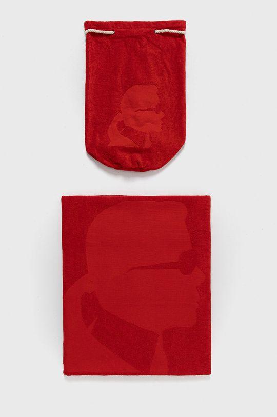 Karl Lagerfeld - Ręcznik 100 % Bawełna