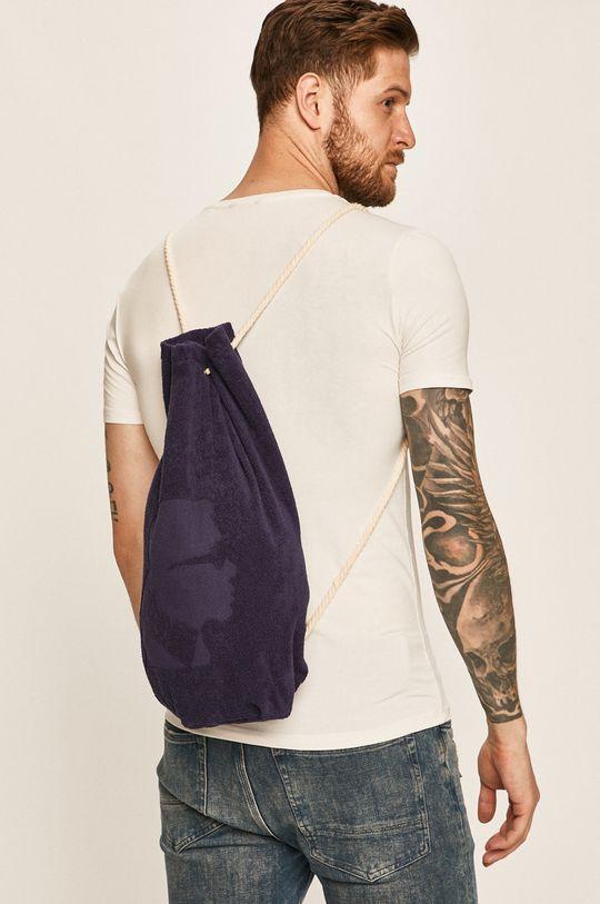 Karl Lagerfeld - Ręcznik granatowy