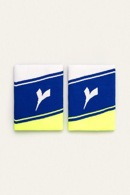 albastru Diadora - Wristband (2-pack) De bărbați