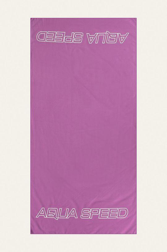 purpurowy Aqua Speed - Ręcznik Unisex