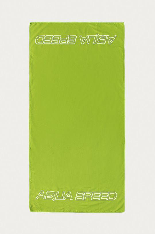 żółto - zielony Aqua Speed - Ręcznik Unisex
