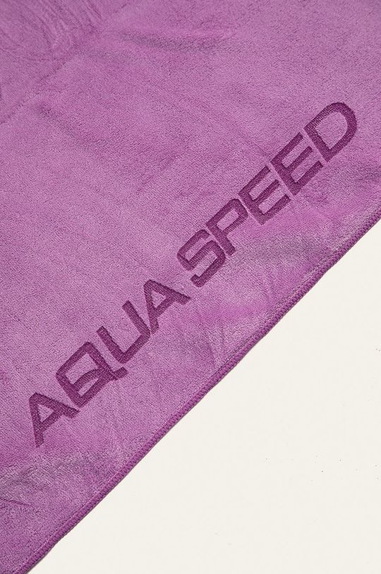 Aqua Speed - Ręcznik purpurowy