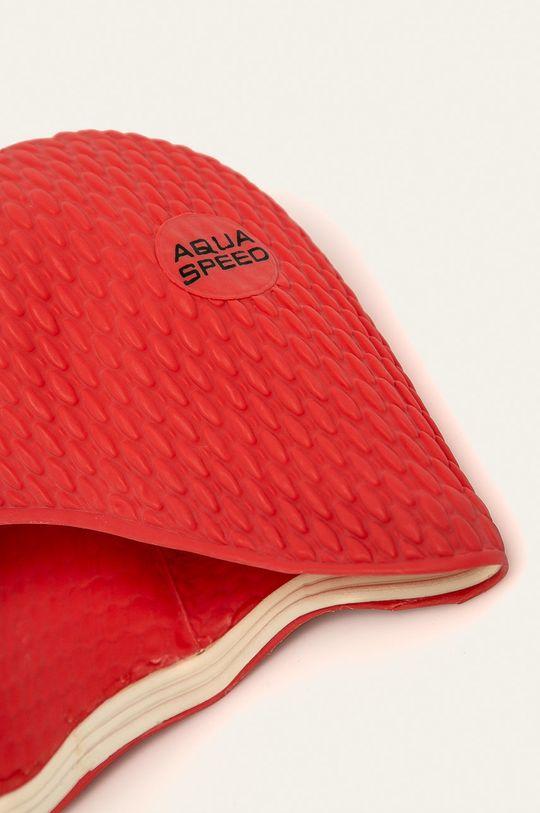 Aqua Speed - Czepek pływacki czerwony