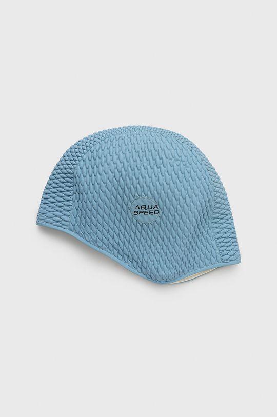 jasny niebieski Aqua Speed - Czepek pływacki Unisex