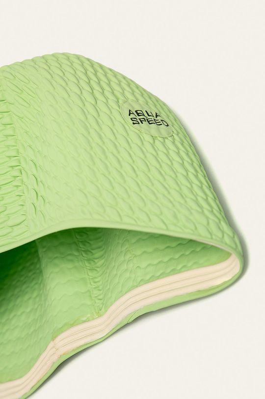 Aqua Speed - Czepek pływacki żółto - zielony