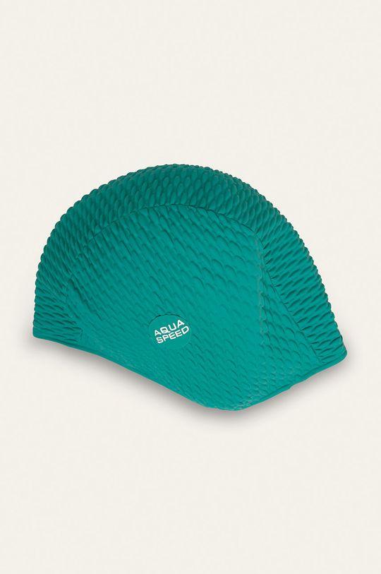 zielony Aqua Speed - Czepek pływacki Unisex