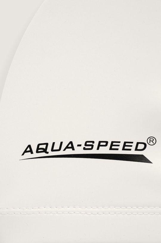 Aqua Speed - Czepek pływacki biały