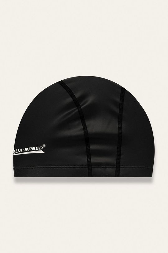černá Aqua Speed - Plavecká čepice Unisex