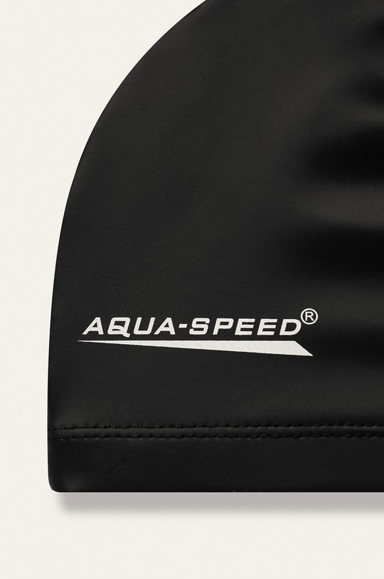Aqua Speed - Plavecká čepice černá