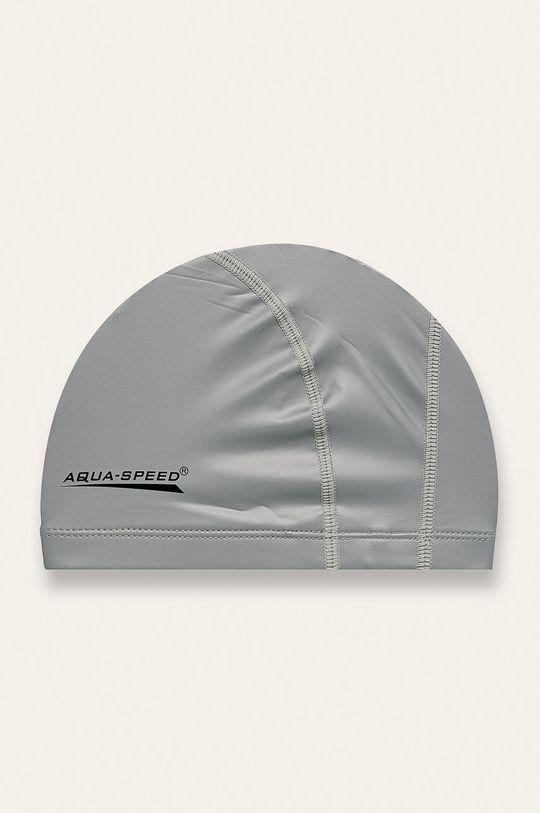 srebrny Aqua Speed - Czepek pływacki Unisex