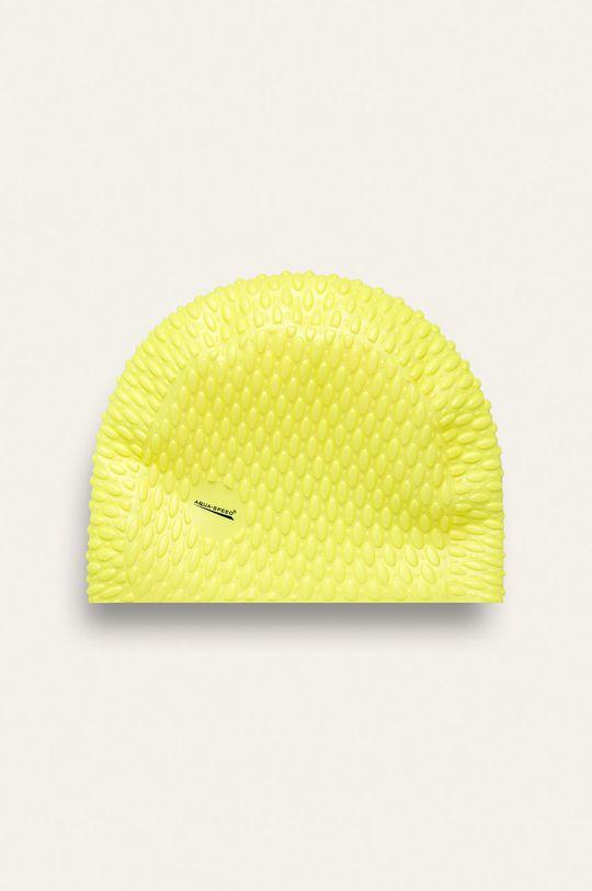 žlutě zelená Aqua Speed - Plavecká čepice Unisex