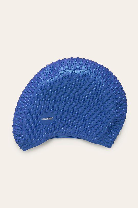 oceľová modrá Aqua Speed - Plavecká čiapka Unisex