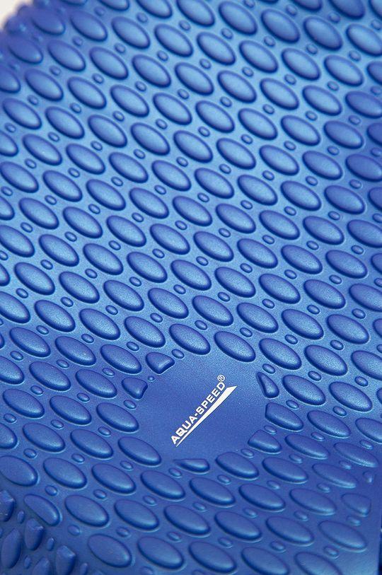 Aqua Speed - Plavecká čiapka oceľová modrá
