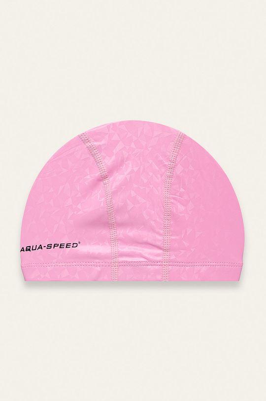 różowy Aqua Speed - Czepek pływacki Unisex